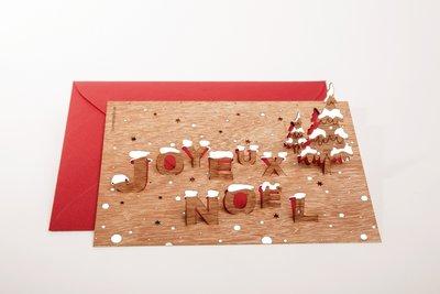 498 - Joyeux Noël Pop Up