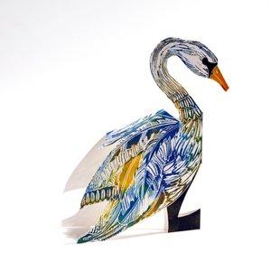 JL3D036 - Swan