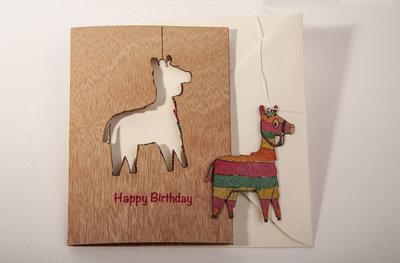 1389 - Piñata Happy Birthday